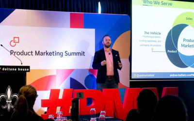 Become a Strategic Product Marketer