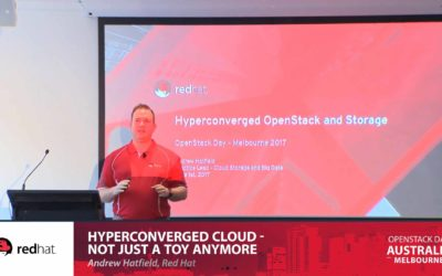 Hyperconverged Cloud – Not Just a Toy Anymore