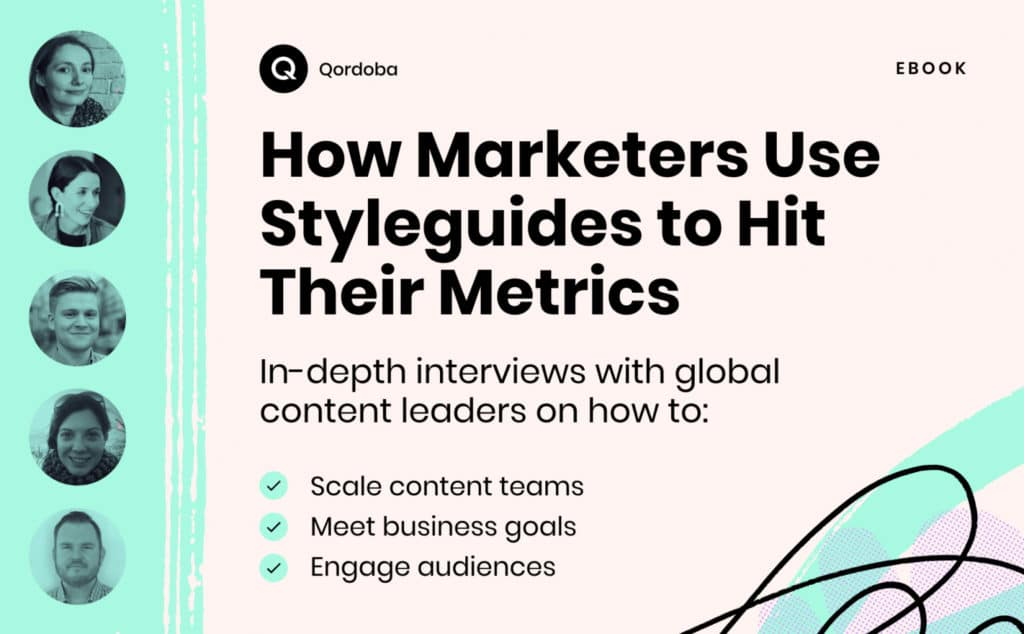 How Marketers Use Styleguides to Hit Their Metrics (eBook)